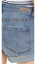 Load image into Gallery viewer, [blanknyc] Women's Denim Distressed Cuffed Short, Blue, 24 - Nerds Guide to FI