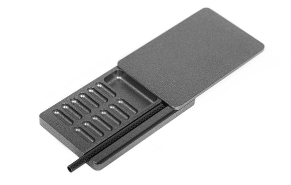 Snuff Accessoires Butler No°13 Anthracite