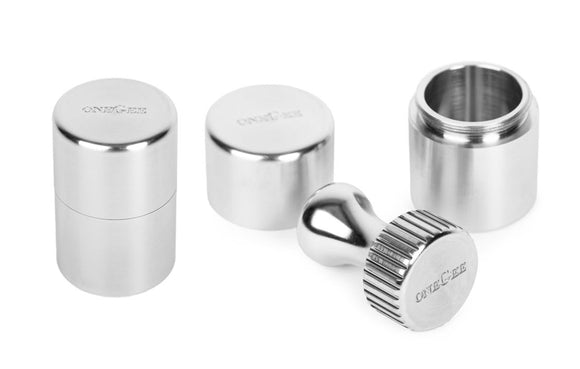 Set Powder Grinder Stainless Steel