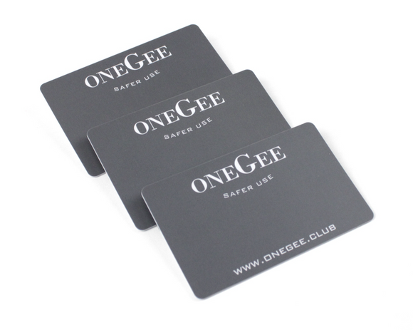 Mirrorcards (3pcs.) - oneGee