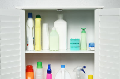 4 Bathroom Products that Contain Harmful Ingredients