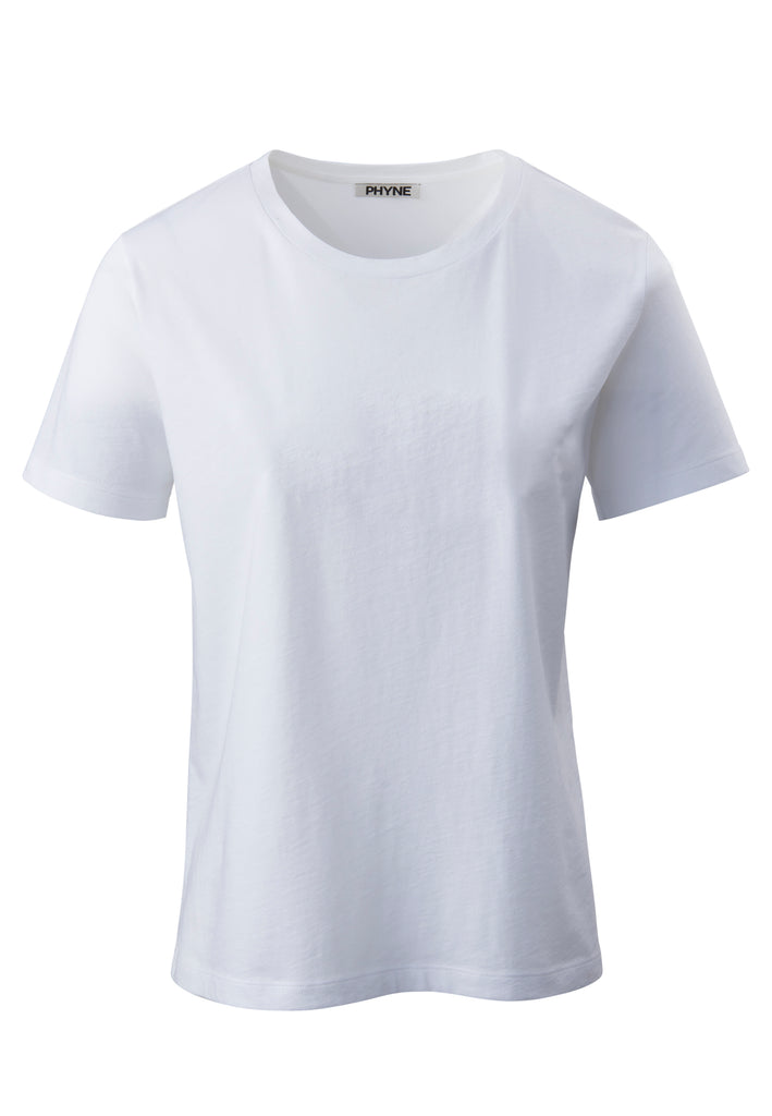 White| The classic T-Shirt weiß