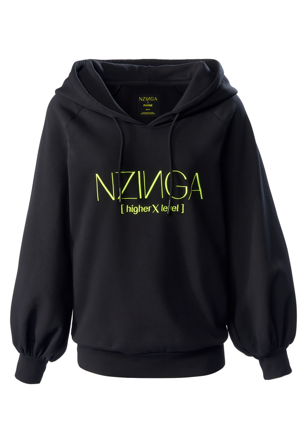 NZINGA Super Volume Hoodie by Nikeata Thompson