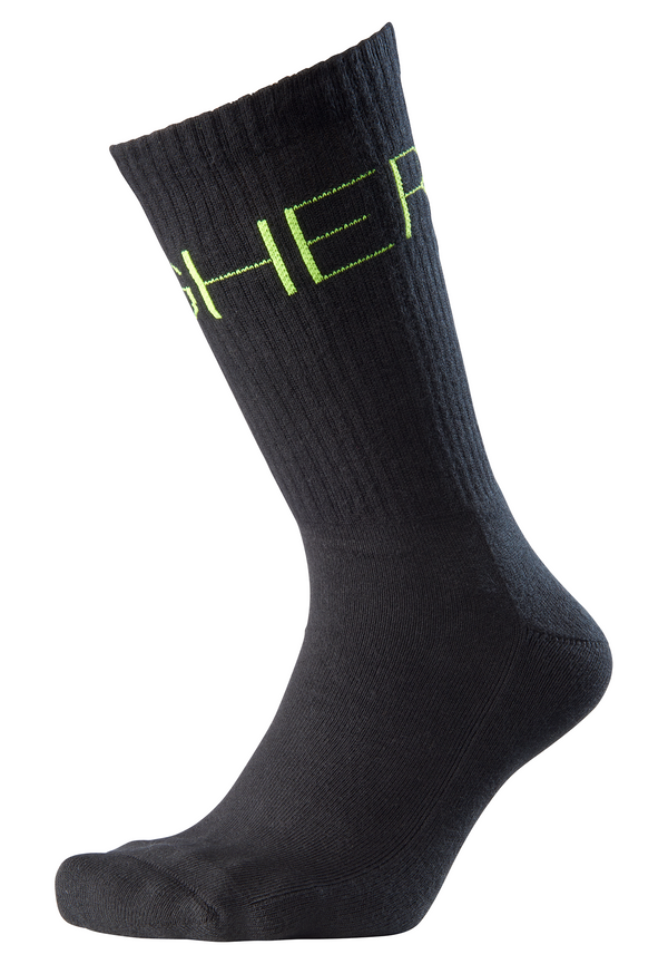 "NZINGA Tennis Socken by Nikeata Thompson ""HIGHER"""