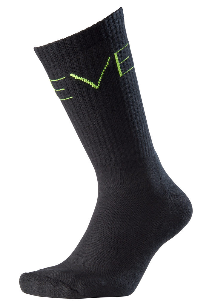 "[""NZINGA Tennis Socken by Nikeata Thompson \""LEVEL\""""]"