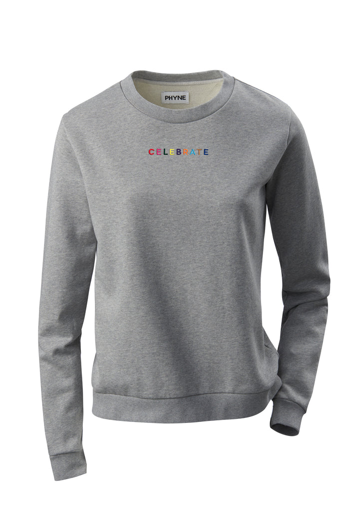 CELEBRATE Sweatshirt grau für Damen