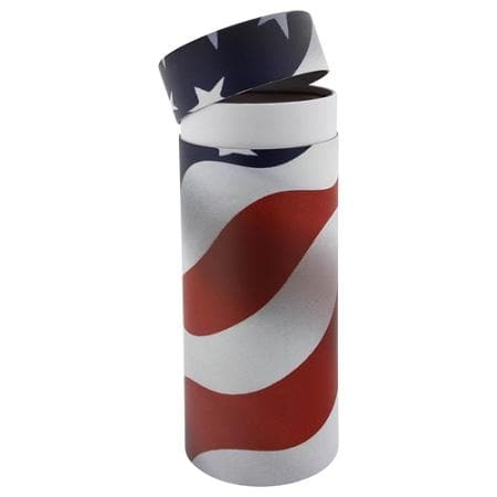 Reflections Patriot Scattering Tube Cremation Urn
