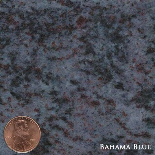 HS02 Legacy Memorials 9 Colors 3 Sizes - (Die): 2-6 x 0-6 x 1-10 (Base) 3-6 x 1-0 x 0-6 / Bahama Blue'India Red - Upright Granite Memorials