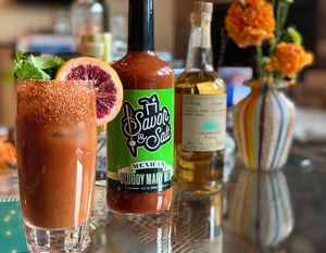 Mexican Bloody Mary Mix