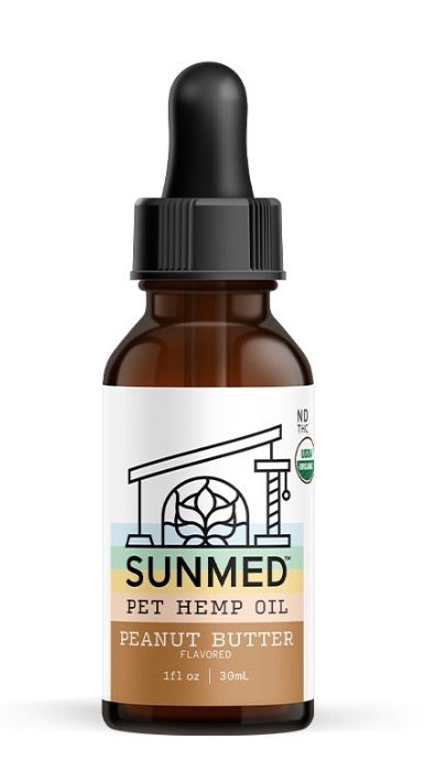 Peanut Butter Pet Tincture 250mg