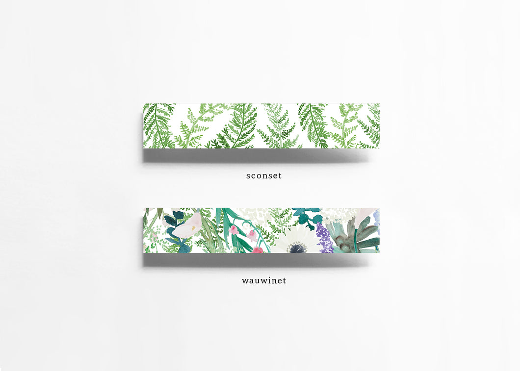 Botanical Bliss Paper Bands