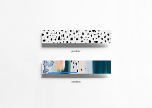 Modern Musings Paper Bands