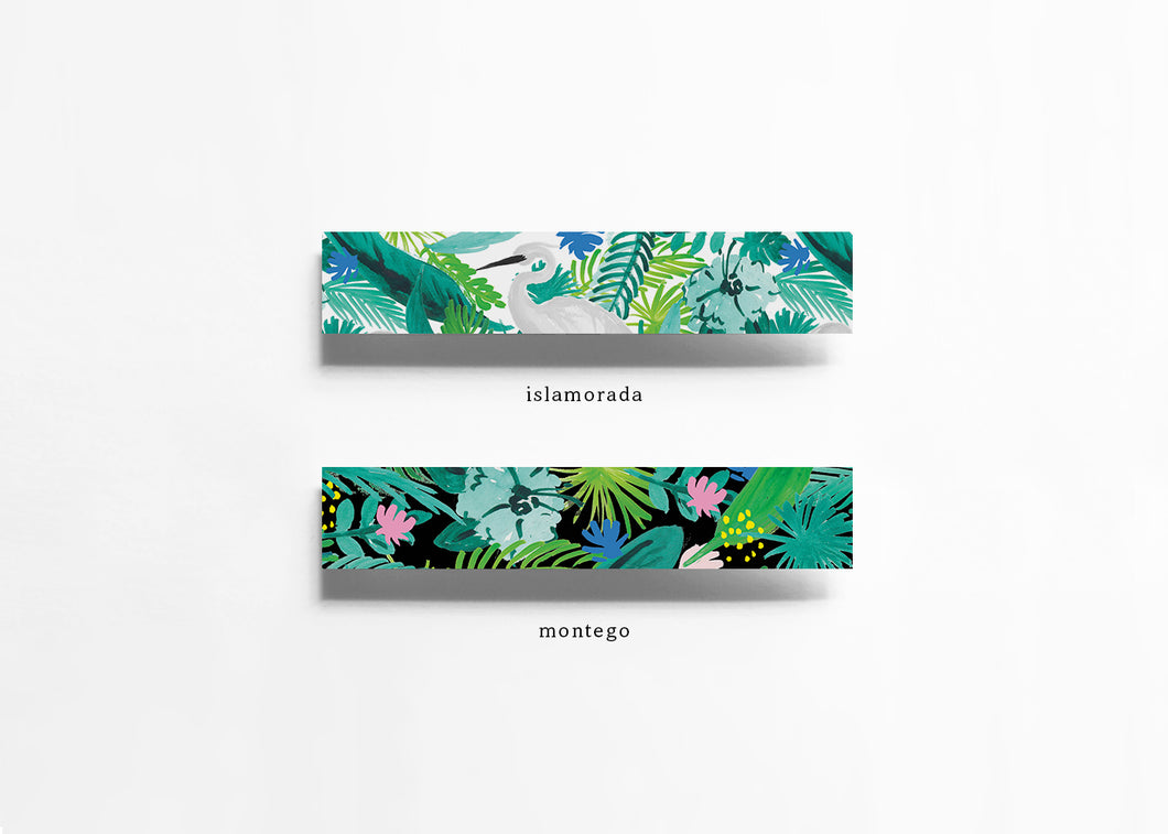 Wander Lush Paper Bands