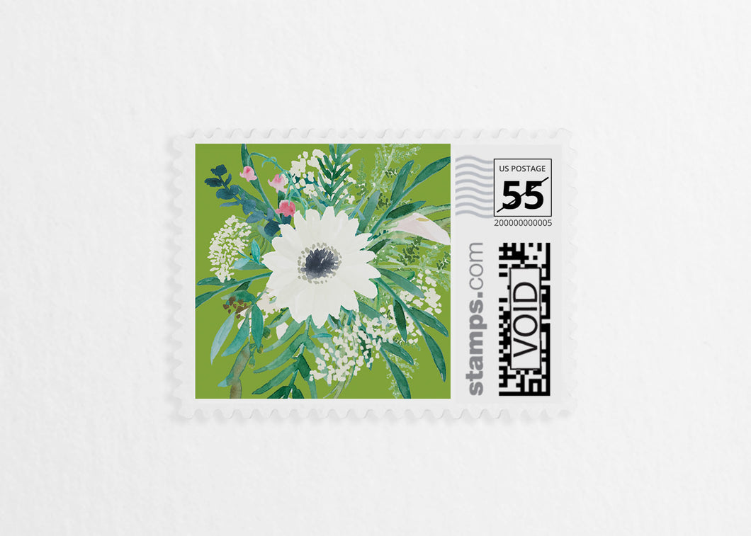 Botanical Bliss Stamps
