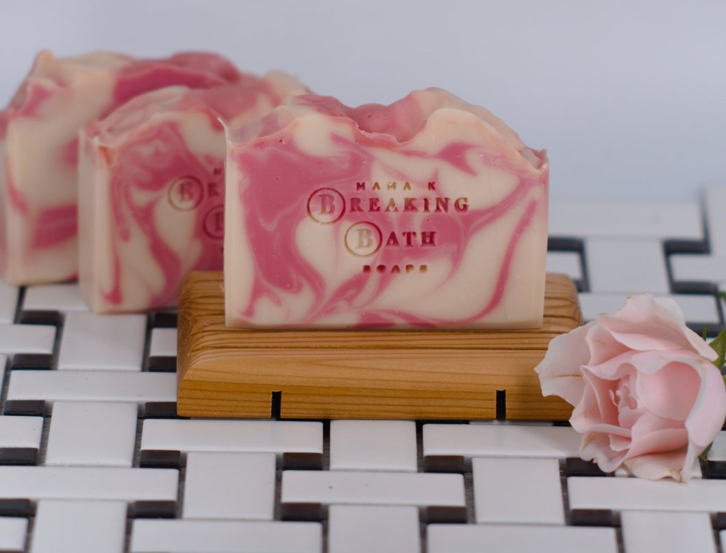 Wild Rose Artisan Soap