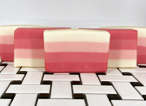 Pretty in Pink Artisan Soap