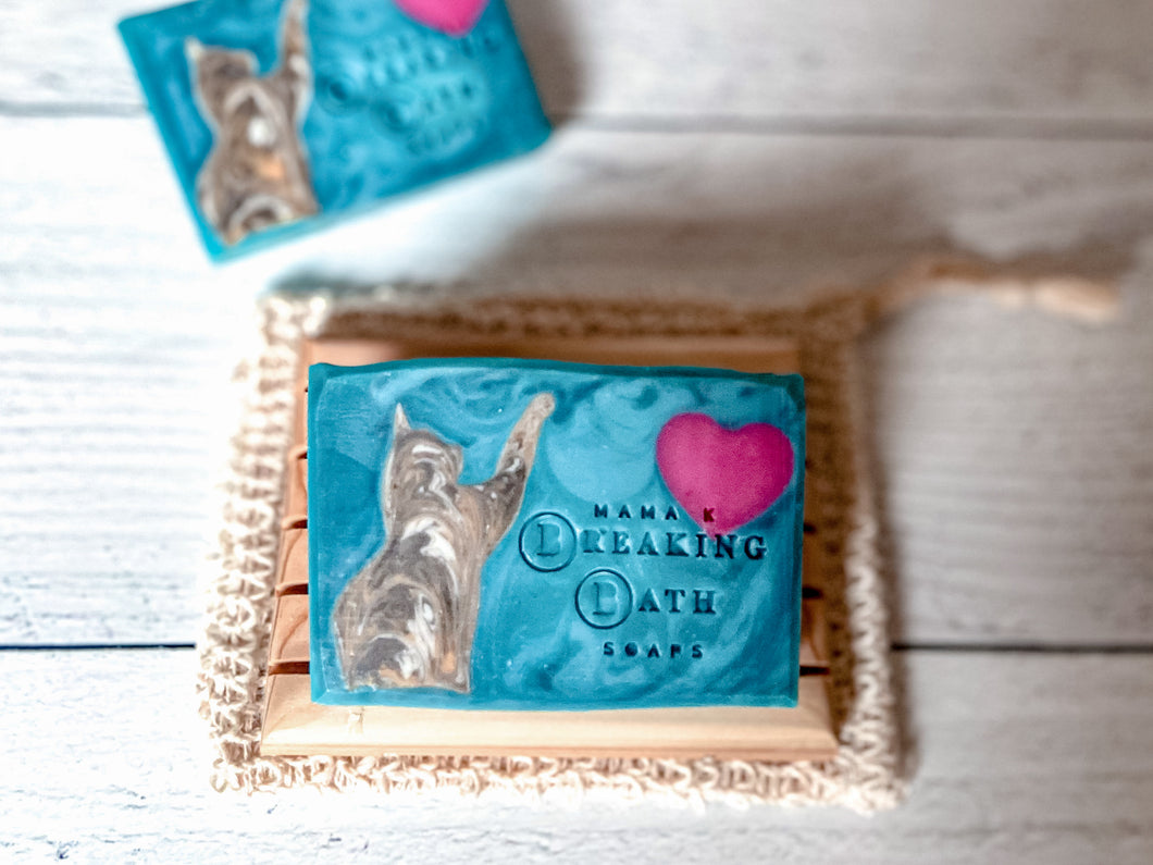 Crazy Cat Lady Artisanal Soap