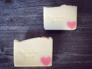Salty Mouth, Sweet Heart Artisanal Soap