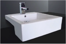 Load image into Gallery viewer, Linear Semi-Recessed Basin 1 TH