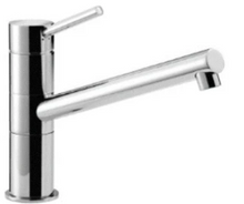 Load image into Gallery viewer, ROTONDO PIN UPSWEPT SINK MIXER (LSM35)