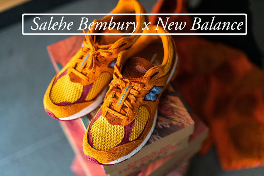 Salehe Bembury x New Balance