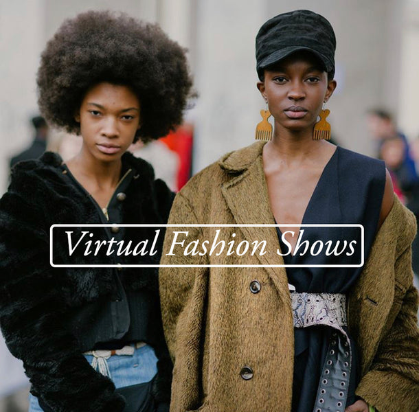 Virtual Fashion Shows