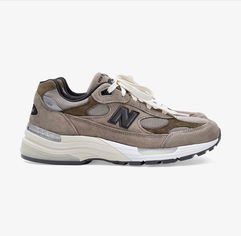 JJJJound New Balance 992 Grey