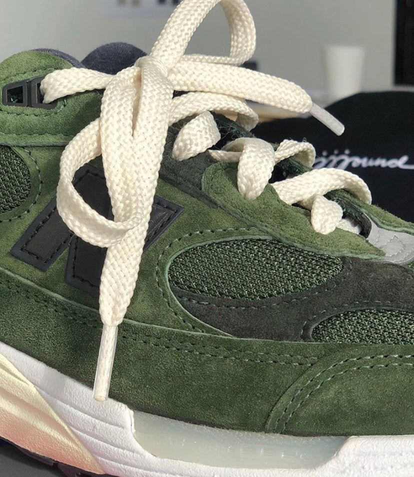 The Green JJJJound New Balance 992