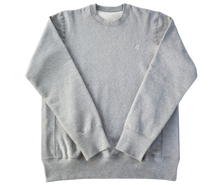 Load image into Gallery viewer, Grey EJ Signature Crewneck