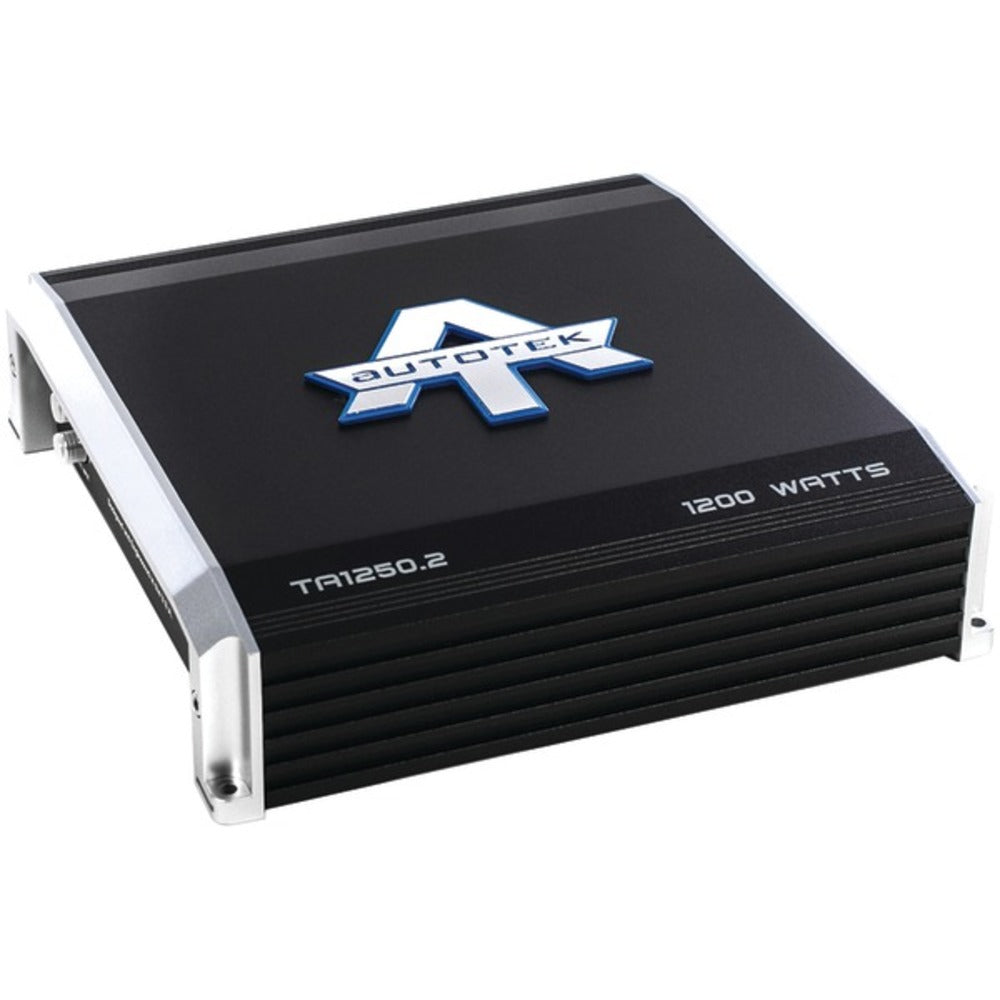 Autotek TA 1250.2 TA Series 2-Channel Class AB Amp (1,200 Watts)