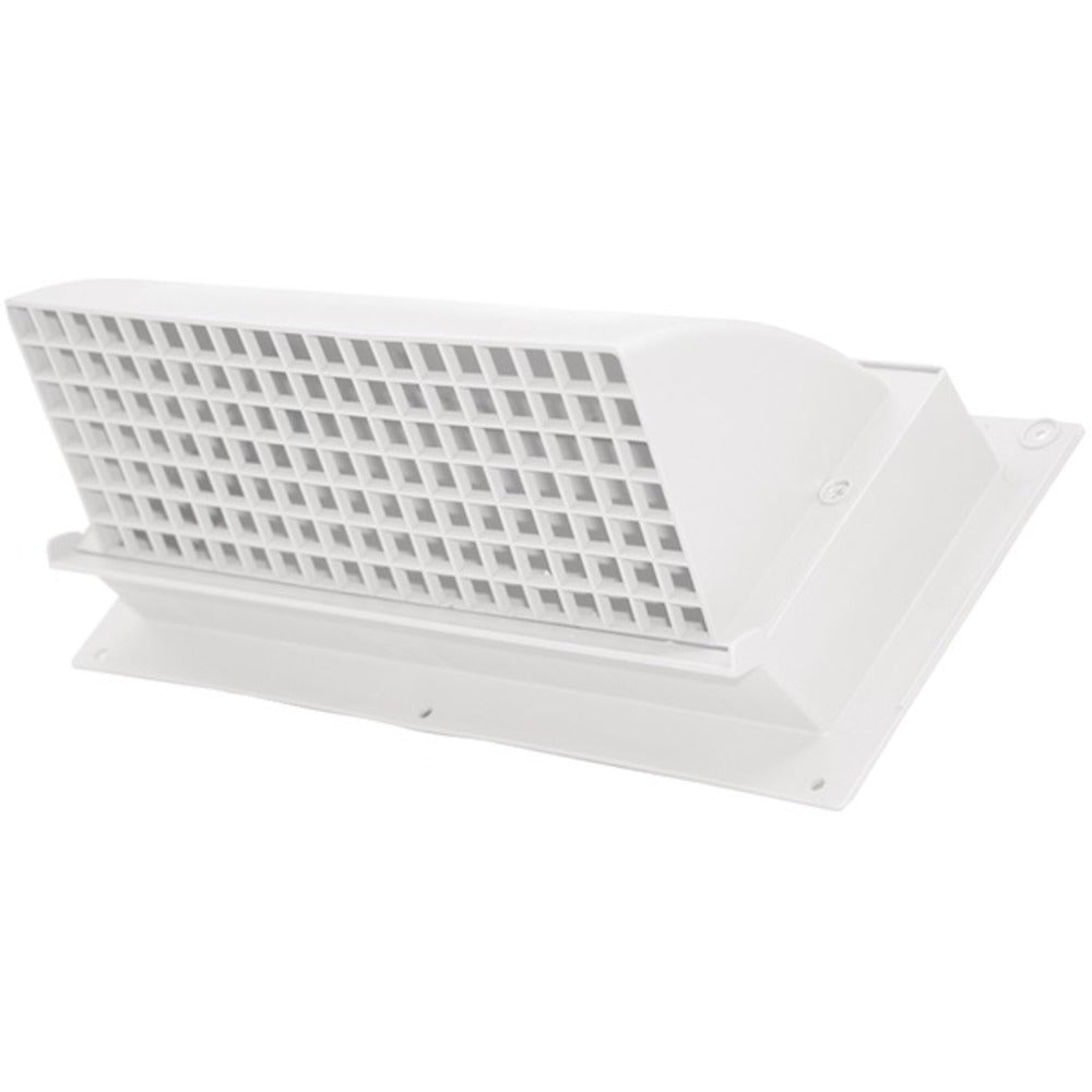 Builder's Best 111873 Nemco WC310 Heavy-Duty Plastic Range Hood Vent (White)