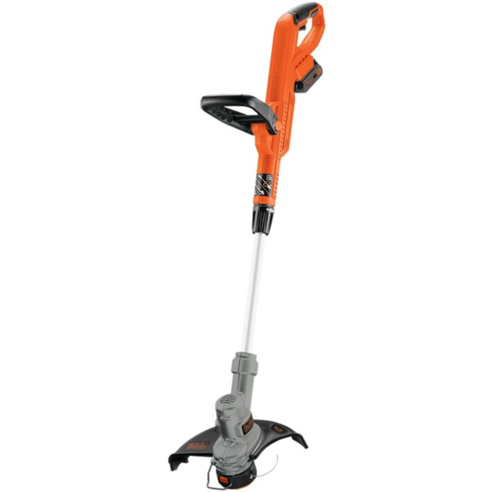 BLACK+DECKER LST300 20-Volt MAX* Lithium String Trimmer and Edger with 2-Amp Battery