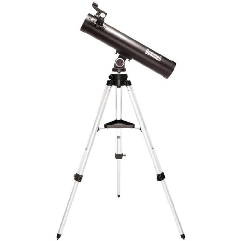 Bushnell 789931 Voyager 700 mm x 76 mm Reflector Telescope with Sky Tour