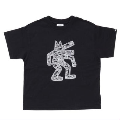 Groovy Colors (Kids) Keith Haring Dog Big Tee