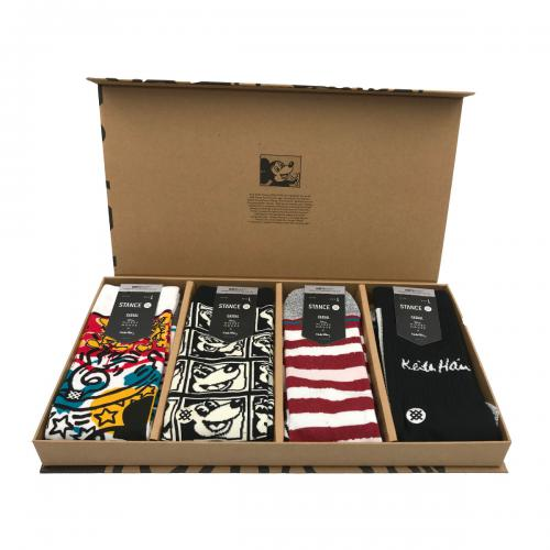 STANCE x Keith Haring BOX SET