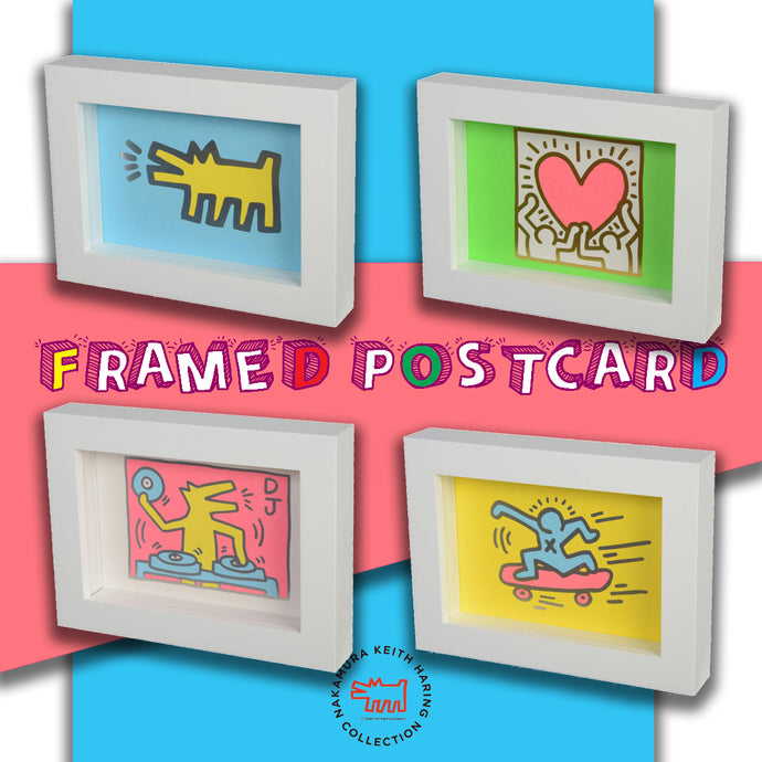 Framed Postcard
