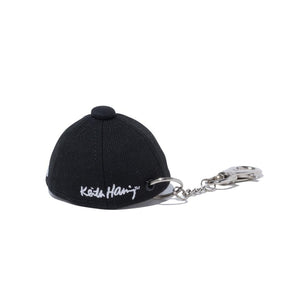 Keith Haring×NEW ERA Cap Key Chain