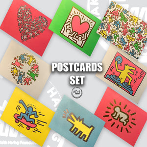POSTCARDS set