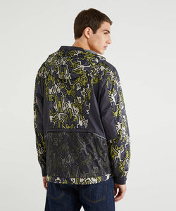 Benetton Keith Haring Nylon Jacket
