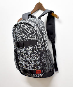 Keith Haring Tape Strap Backpack