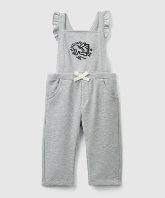 Benetton Keith Haring Kids Sweat-Overalls