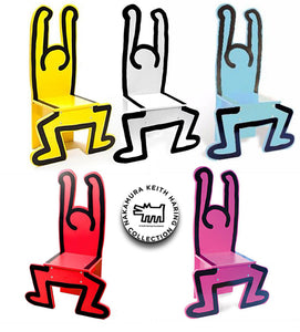 Keith Haring Chair