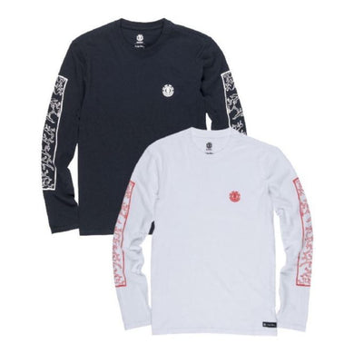 Element × KH Jump Long Sleeve T-shirts