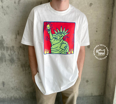 City Speak on Liberty 86 New York Tshirt