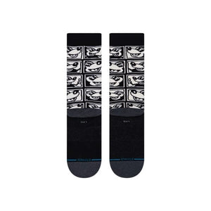STANCE x Keith Haring 1985 BLACK