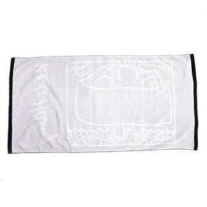Keith Haring Bath Towel