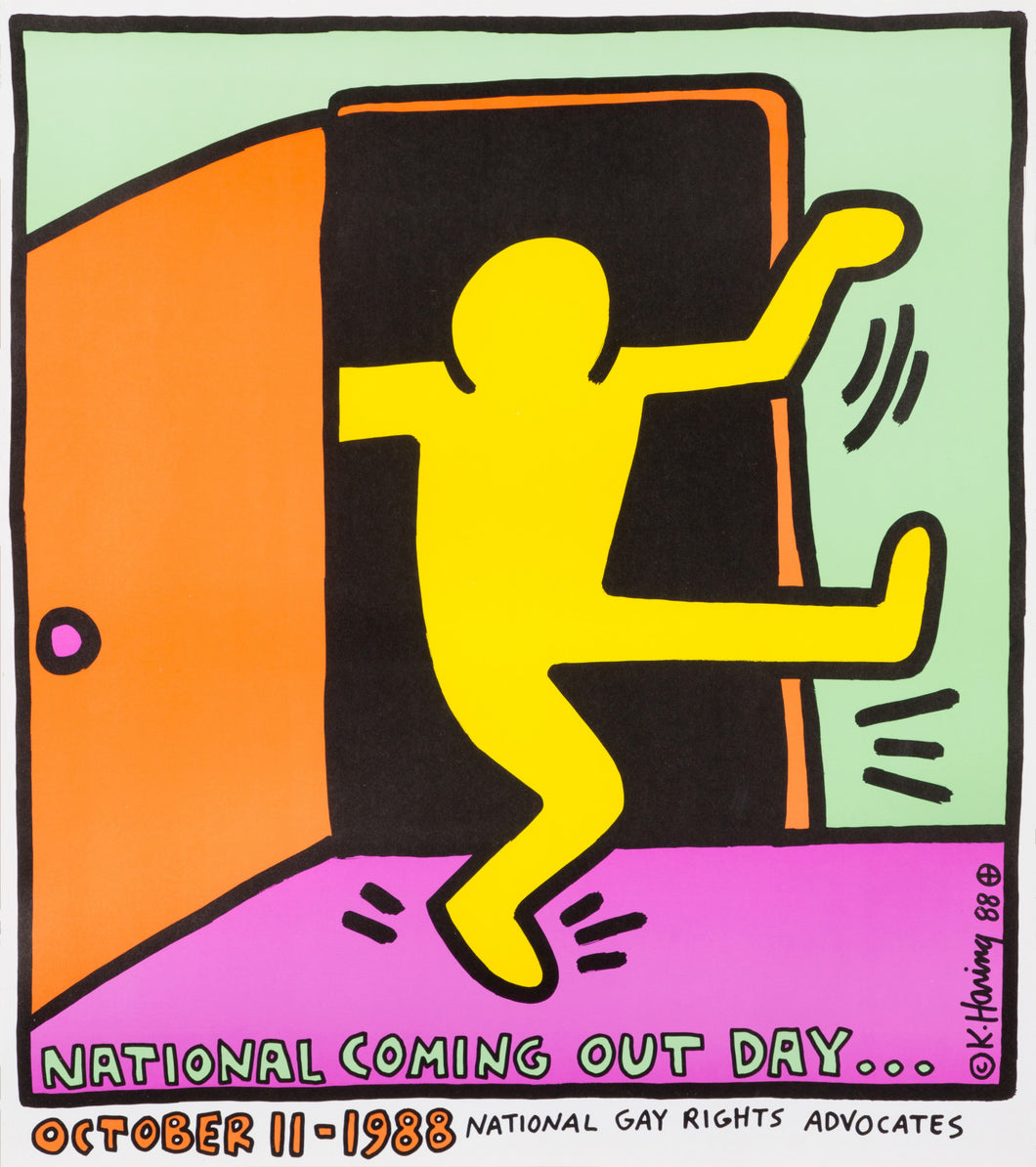 National Coming Out Day Magnet