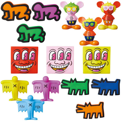 Medicom Toy MINI VCD KEITH HARING # 2