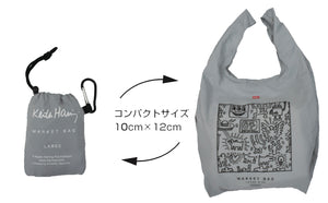 Keith Haring Market Eco Bag size L
