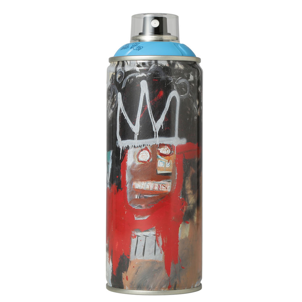Montana Basquiat Spray can
